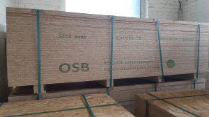 OSB-3 platten